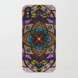 Love Mandala - מנדלה אהבה iPhone Case