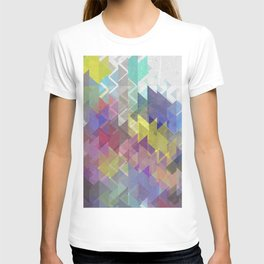 Lovely Triangle No. 2 T-shirt
