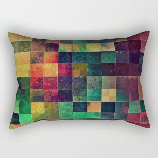 nymbll bwx Rectangular Pillow