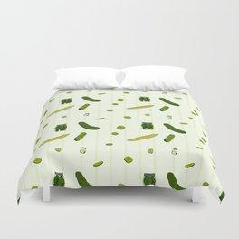 Pickles Duvet Cover