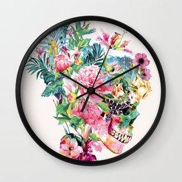 SKULL VI Wall Clock