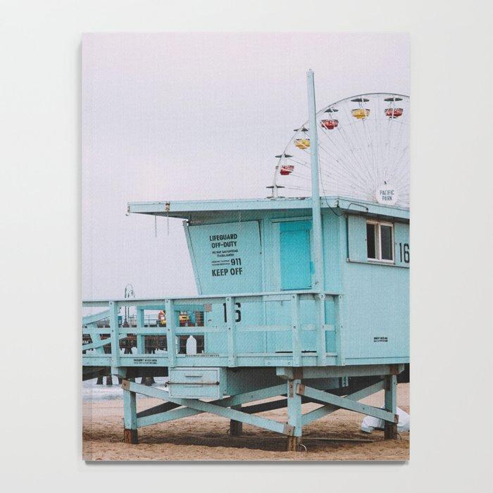 Lifeguard Off Duty Notebook