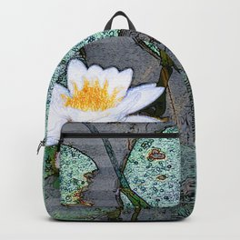 Waterlily Backpack
