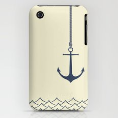 Anchors Away iPhone (3g, 3gs) Slim Case