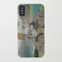 bon iver iPhone & iPod Cases featuring Bon Iver. by Lucas Eme A