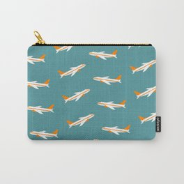 Planes in the Sky Carry-All Pouch