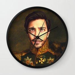 His Infernal Majesty Wall Clock