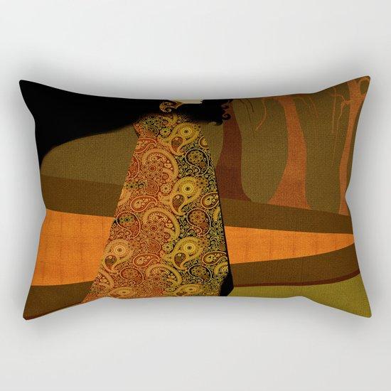 Eleanor. Rectangular Pillow