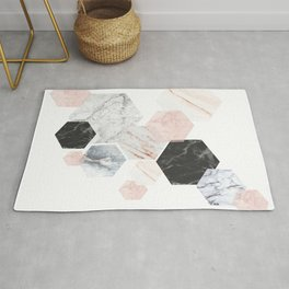 Lost in Marble Rug