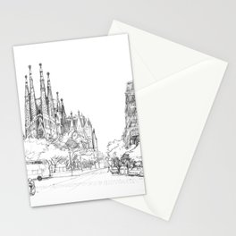 Bcn 5 Stationery Cards