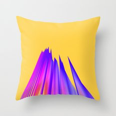 We Dance to the Beat. (E-Flat major) Throw Pillow