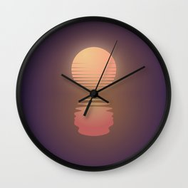 The Suns of Time Wall Clock
