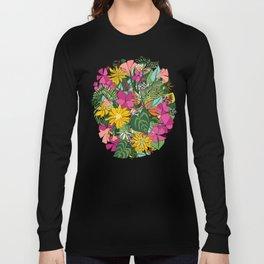 Tropics and Plants Long Sleeve T-shirt