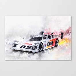 IMSA Eagle HF89 Canvas Print