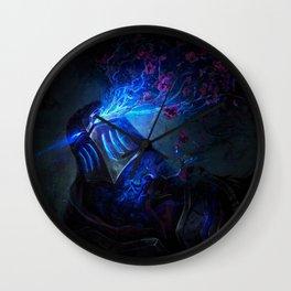Jhin Promo Teaser Zed League Of Legends Wall Clock