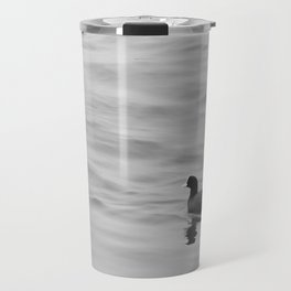 birds on water Travel Mug