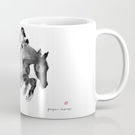 Horse (Jumper) Coffee Mug