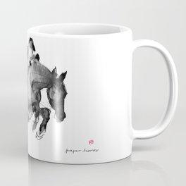 Horse (Jumper) Coffee Mug