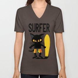 Surfer Unisex V-Neck