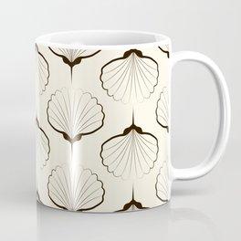 "Art Deco . No. 18 ""Shells."" Coffee Mug"