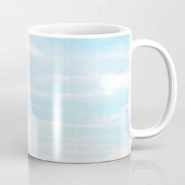 Old Lighthouse, Blue Ocean Coffee Mug