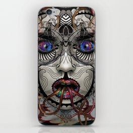Google Medusa iPhone Skin