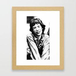 Musician Framed Art Print
