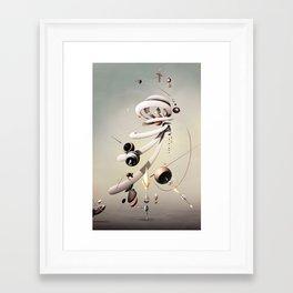 SATO (print) Framed Art Print
