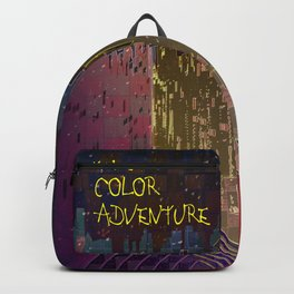 The Color Adventure in The Mistic Areas Backpack