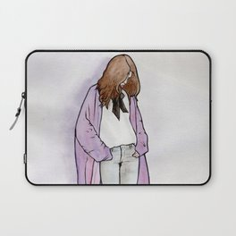 Cozy Cardigan Laptop Sleeve