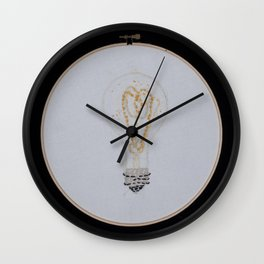 Tapestry 3 Wall Clock