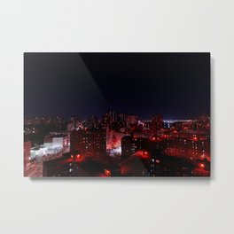 East Harlem Metal Print