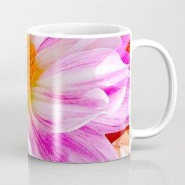 Dahlia Mix Coffee Mug