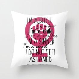 Feminist Throw Pillow