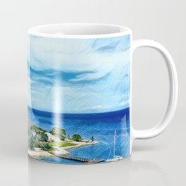 Coast Of Jamaica Coffee Mug