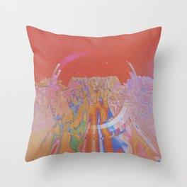 RÖÑG Throw Pillow