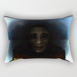 Fly:Smokey Rectangular Pillow