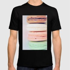 {Sweet on you} Mens Fitted Tee Black SMALL