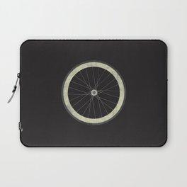 Stay True - Fixie Bike Wheel Laptop Sleeve