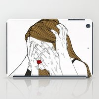introvert iPad Cases featuring Introvert 7 by Heidi Banford