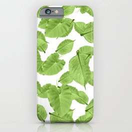 Greenery iPhone Case