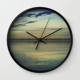 Another Day, In Another Life Wall Clock
