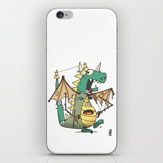 A Kobold in Dragon Clothing iPhone & iPod Skin