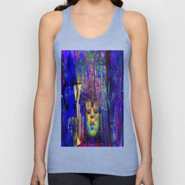 Studio 54 tribute Unisex Tank Top