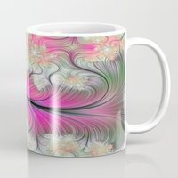 caleb troy Mugs featuring Melon Of Troy by RubyJean