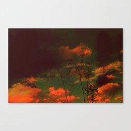 Hallow Ween Canvas Print