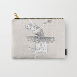 Ballerina 1 Carry-All Pouch