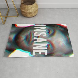 INSANE - JEFFREY DAHMER Rug