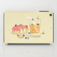 insect iPad Cases featuring Insect Party by Lili Batista