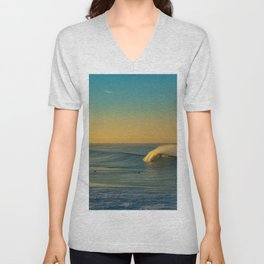 Oceanside Morning Unisex V-Neck